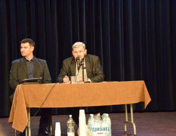 Walne Zgromadzenie Koła nr26 Józefów 19.02.2017